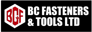 BC Fasteners and Tools LTD Canada Logo